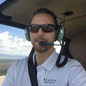 Cheif Pilot - Nathan Blackberry