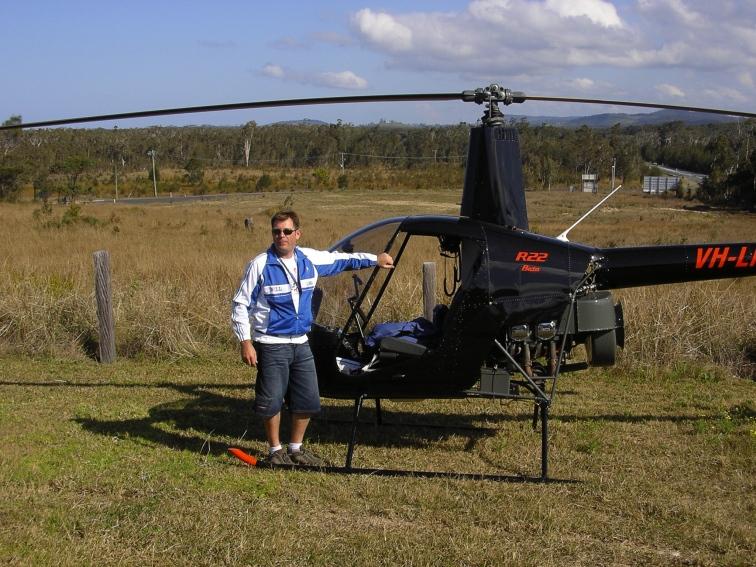 DFP Chopper R22